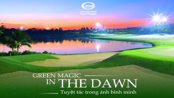 Sân Golf Tân Sơn Nhất - Điểm đến mới Giá trị mới