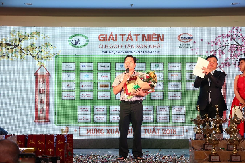 Giải Tất Niên CLB golf Tân Sơn Nhất