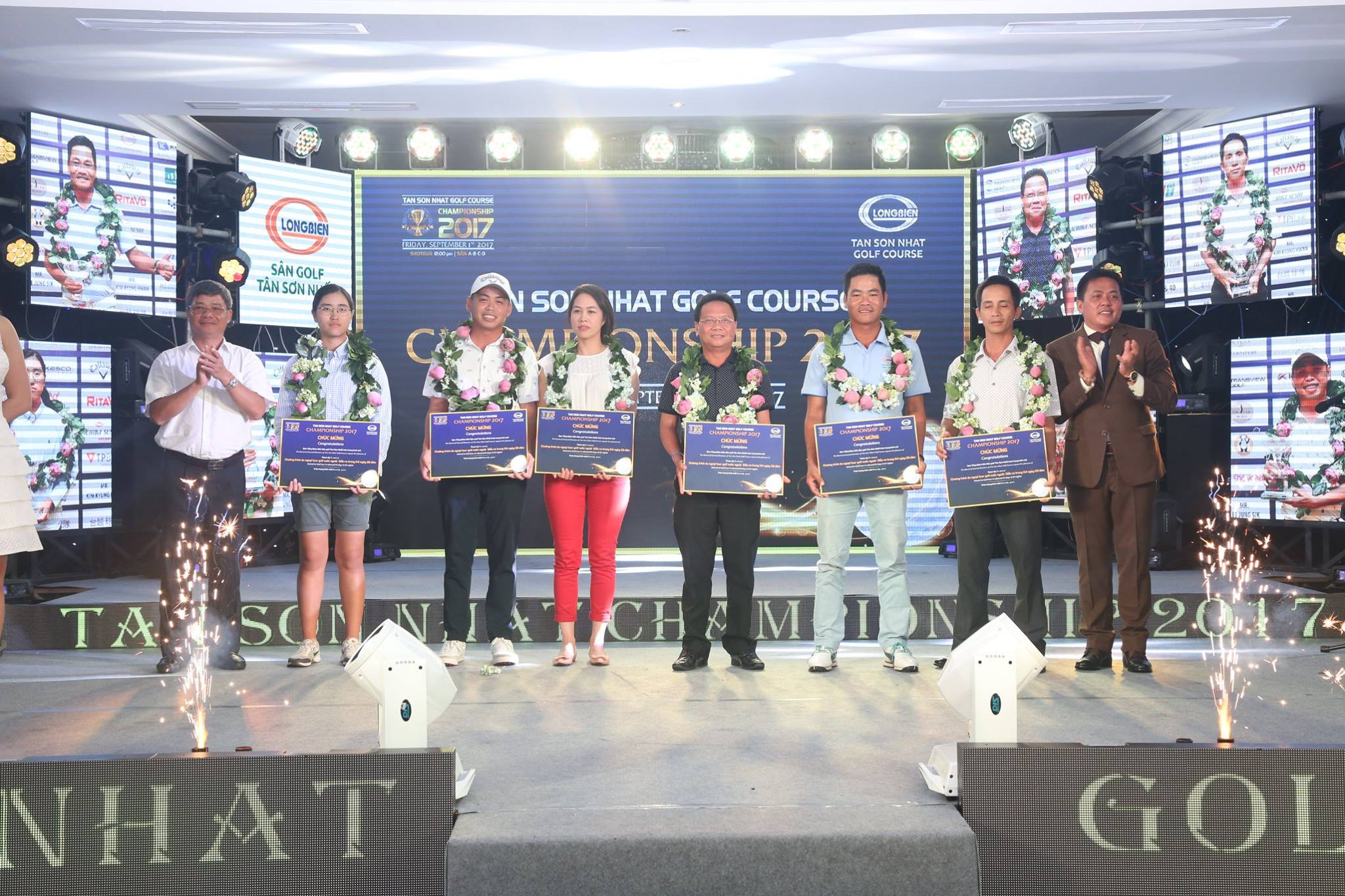 Chung kết – Tan Son Nhat Golf Course Championship 2017